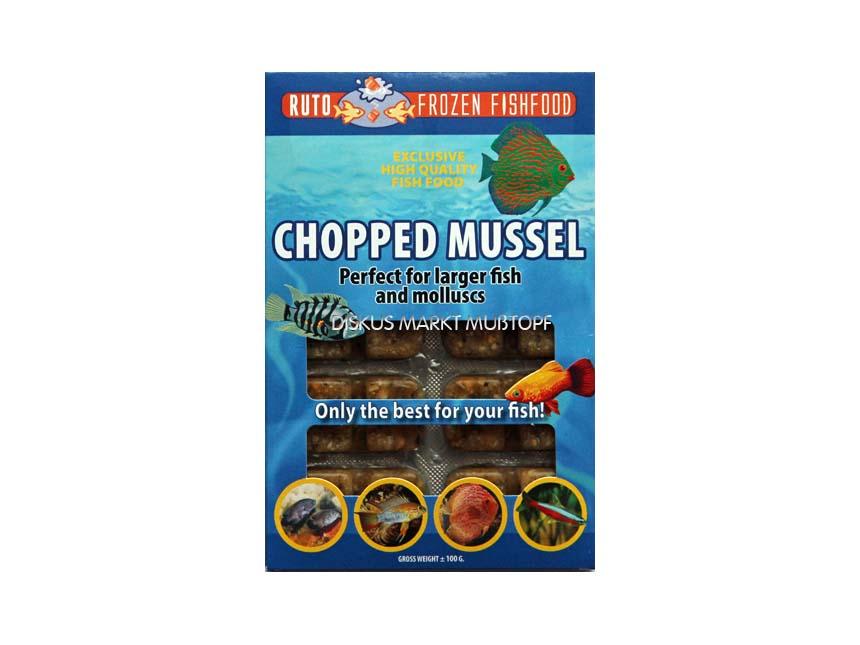 Muschelfleisch gehackt 100g