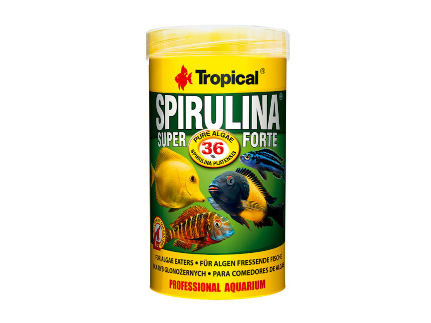 Tropical Spirulina 36%  250ml