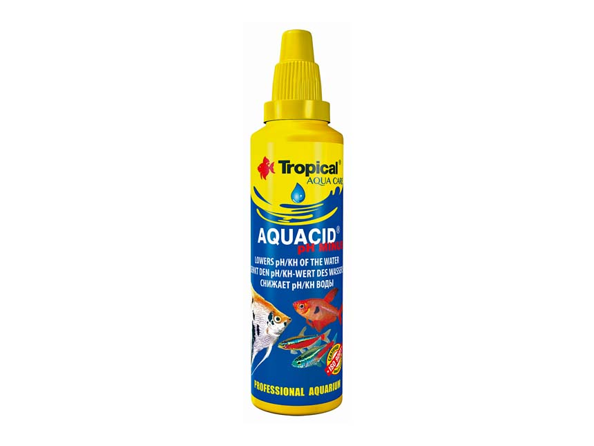 Tropical Aquacid pH Minus 500ml