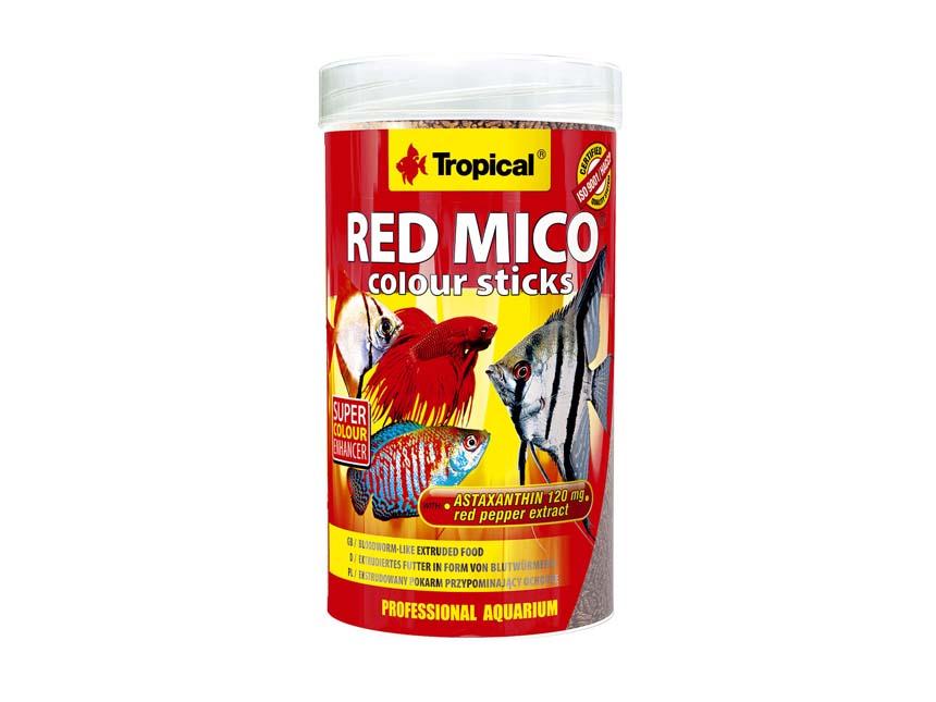 Red Mico Colour Sticks 100ml