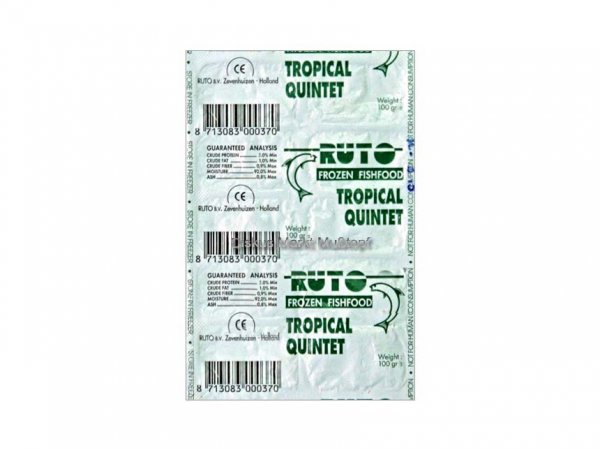 Tropical Quintett 100g
