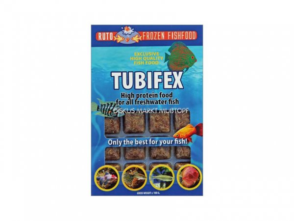 Tubifex 100g Blister