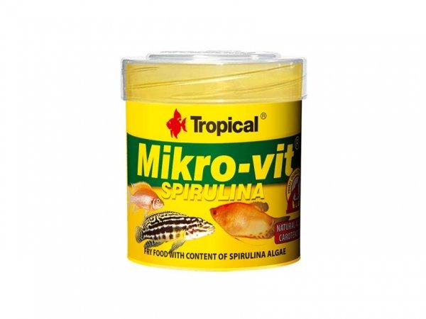 Mikrovit Spirulina 50ml