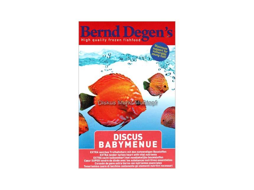 Degen's Discus BabyMenue 2x100g
