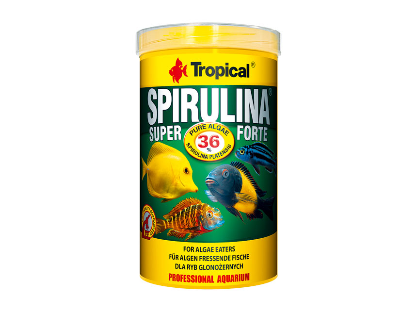 Tropical Spirulina 36% 1000ml