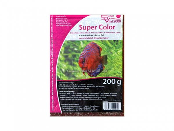 SV 2000 Color mit Knoblauch 200g