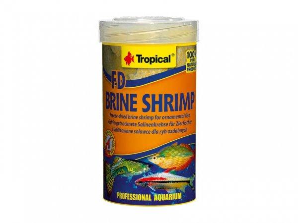FD Brine Shrimp 100ml