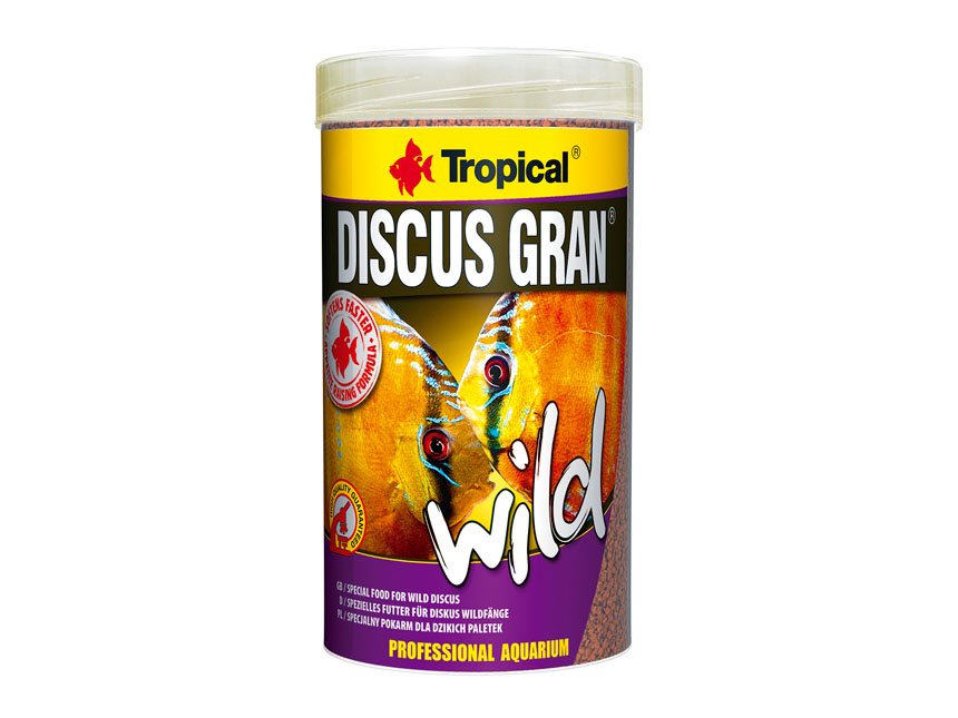 Tropical Discus Gran Wild 250ml