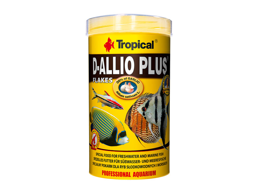 Tropical D-Allio Plus 100ml