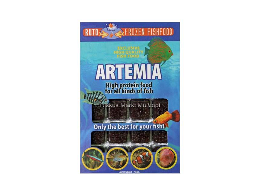 Artemia 100g Blister