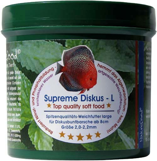 Naturefood Supreme Diskus L 60g