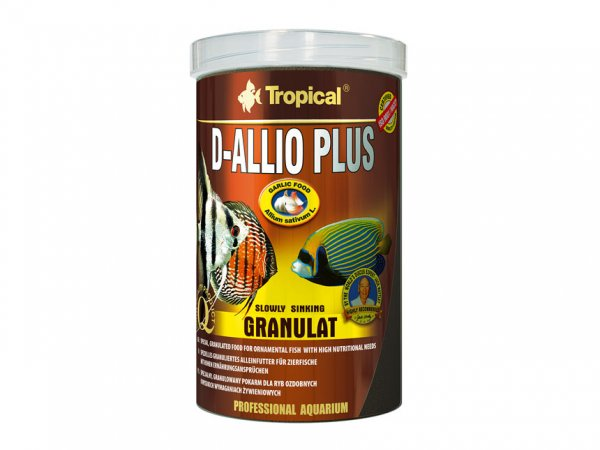 D-Allio Plus Granulat 1000ml