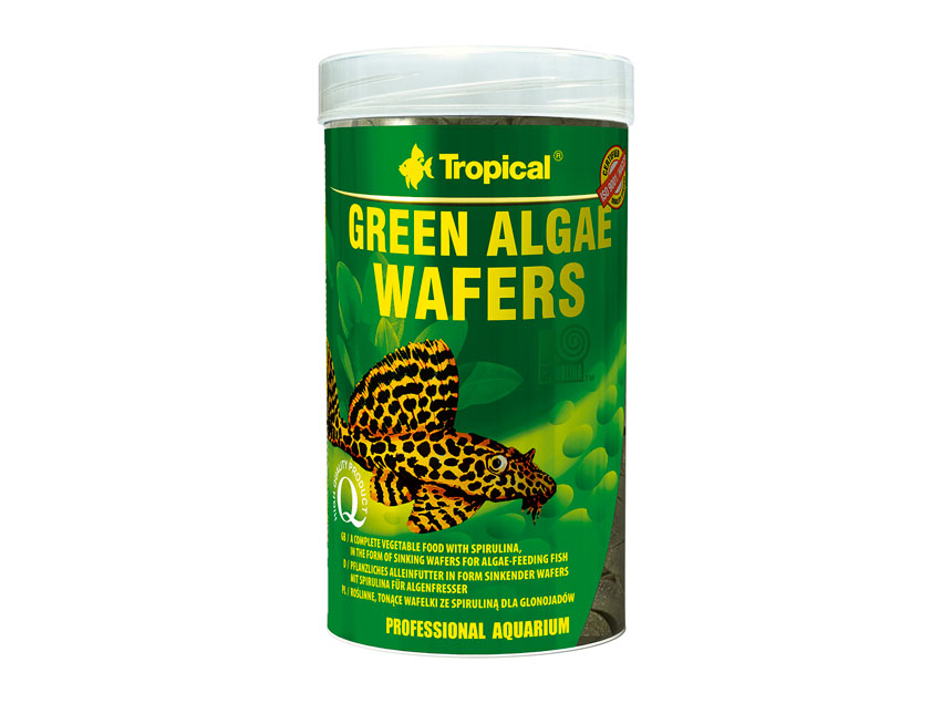 Green Algae Wafers 250ml